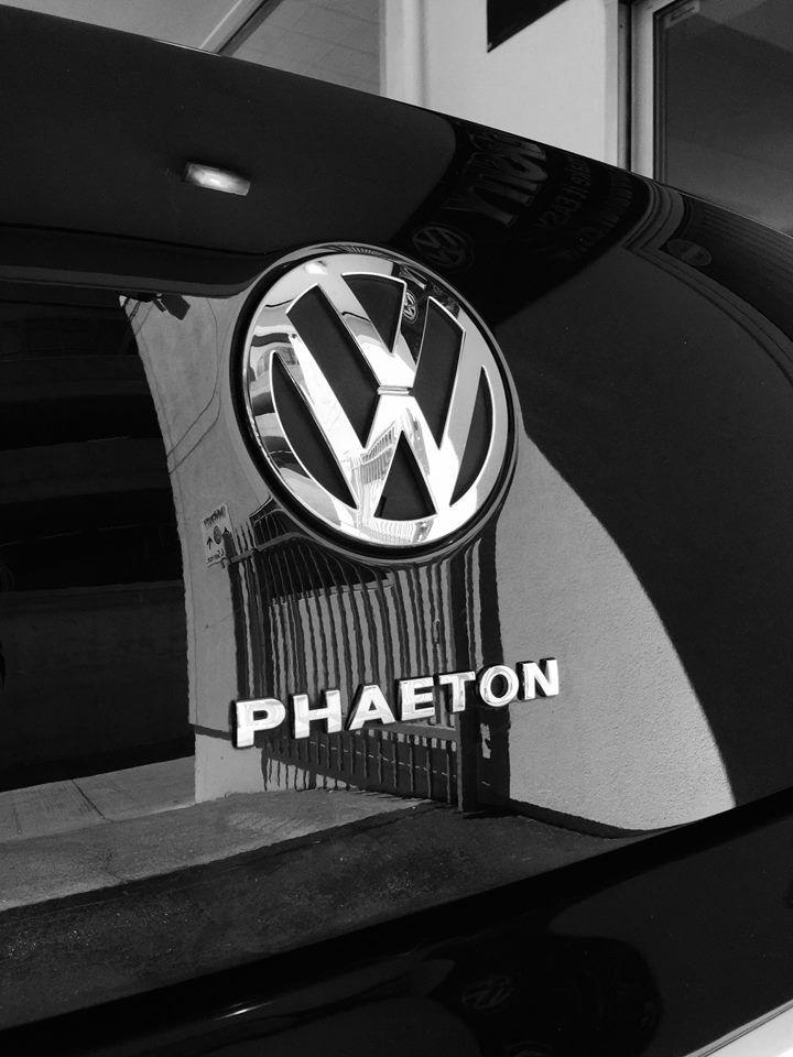 Phaeton Wolkswagen
