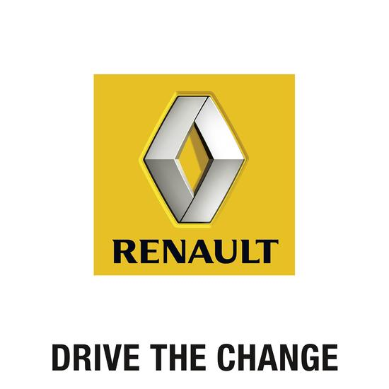Renault Drive The Change